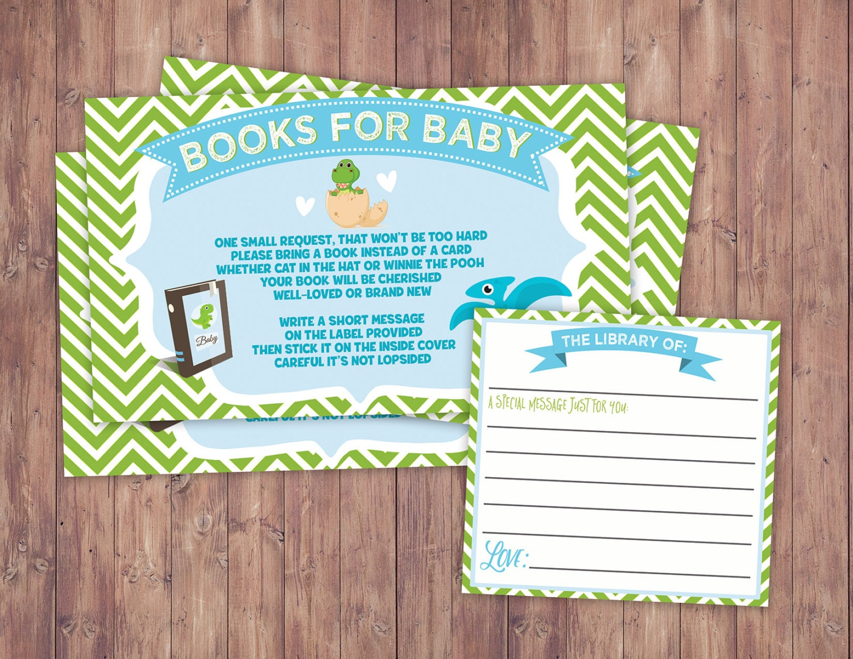 Book requestDinosaur baby shower dino baby chevron pattern