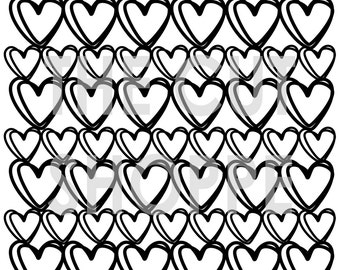 The Heart Felt background cut file is available in 8.5x11 and 12x12 sizes for your scrapbooking and papercrafting projects.