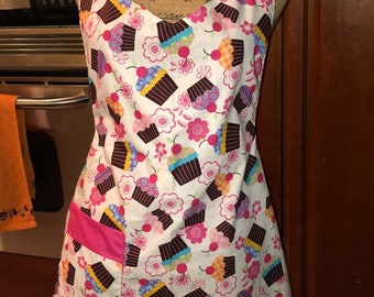 Cup Cake Apron