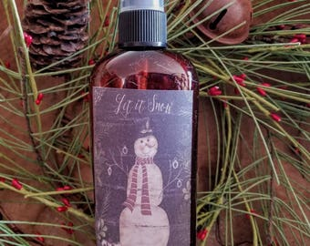 Jack Frost  room and linen spray ~ Scents of Christmas