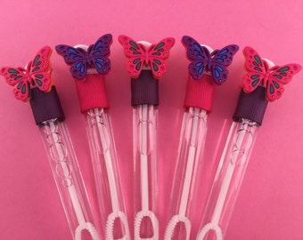 Butterfly Bubble Favor, Butterfly Favor, Butterfly Party Favor, Butterfly Party Supplies