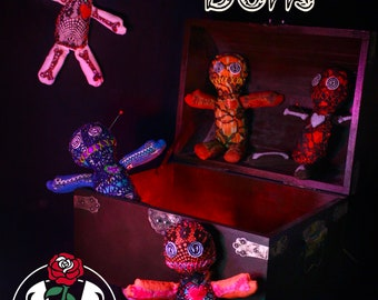 Bad Omen Dolls