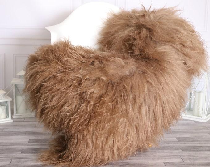 Icelandic Sheepskin | Real Sheepskin Rug |  Super Large Sheepskin Rug Dirty Rose | Fur Rug | Homedecor #MIHISL19
