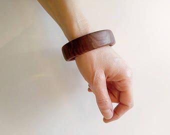 Mora Wood, Wooden Bangle, Wood Bracelet, Wooden Bangle, Wooden Jewelry, Natural Jewelry, Round Bracelet, Girl Wooden Bracelet, Gift For Her