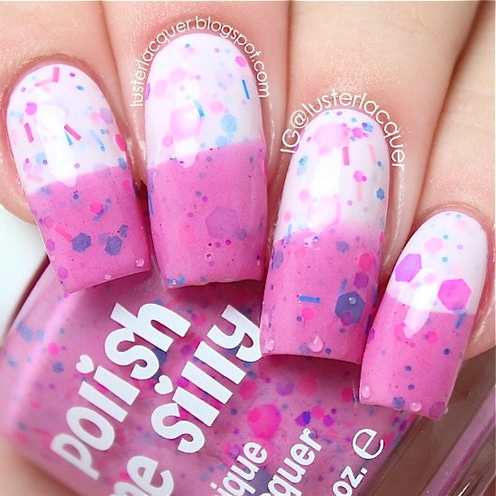 Dreaming In Pink Color Changing Thermal Nail Polish: