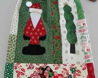 Children's Christmas Santa Sack