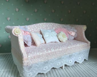 Dollhouse Sofa set - Free Shipping to the US