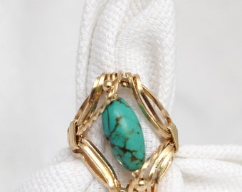 The Oblong Wire Wrapped Ring