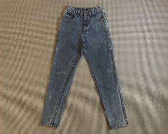 1990's, high waist, Mom jeans, by Zena, Women's size 7