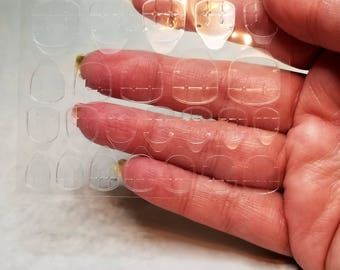 Double Sided Nail Adhesive Tabs