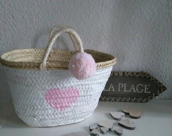 Beach basket hearty, the hearty heart