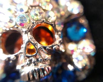 Crystal Skull Bindi