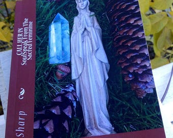 CALL HER IN, Nature, Goddess book, meditations, messages, prose, poetry, prayers, rituals, divination, chants, magic,women's spirituality