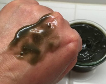 Tamanu and Clay Cleanser and Makeup Remover - For the Oil Cleansing Method!