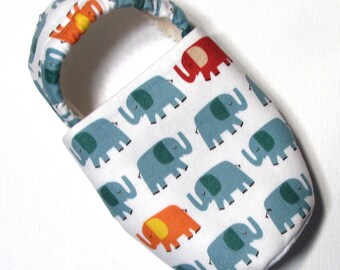 Elephant Slippers Child M