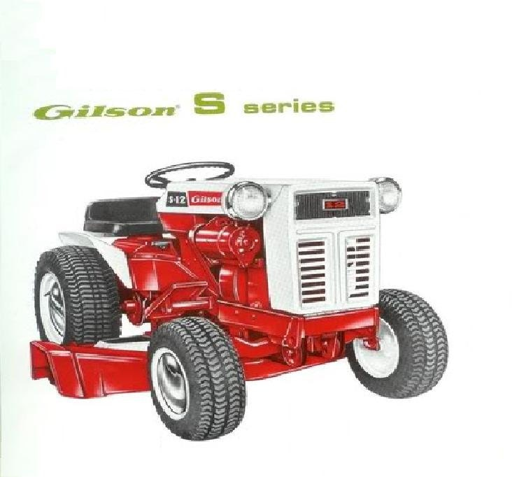 gilson montgomery ward tractor parts manual 450pgs with mower rh etsy com