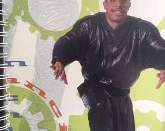 for the MC Hammer - U Can't Touch This Ol Skool  fan  / vinyl Album Cover Notebook
