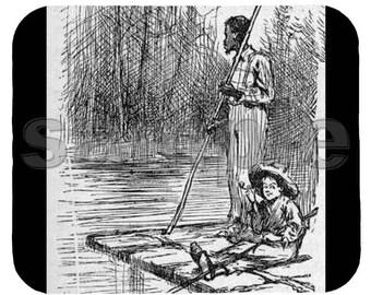 Mouse Pad; Huckleberry Finn, Adventures Of