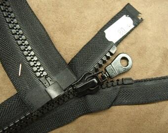 CLOSURE DETACHABLE-80 cm - black