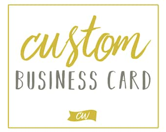 Graphic Design, Custom Graphic Design, Business Card Design, Custom Business Card Design, Business Cards, Custom Art, Branding Design