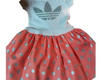 Adidas Onesie Dress