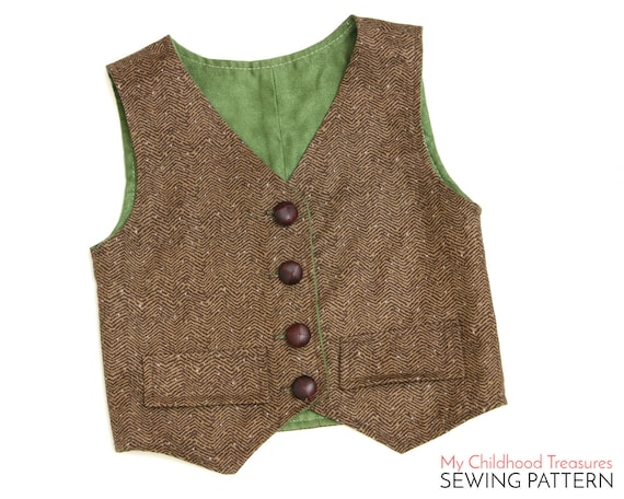 Vest Pattern Simple Sew A Vest With A Free Pattern Melly Sews