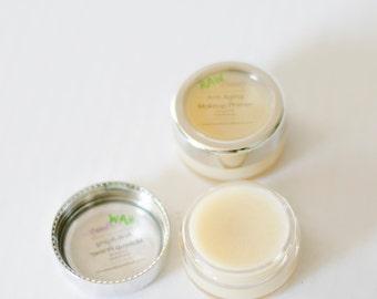 Natural Primer, Face and Eye Primer, Makeup Primer for Mineral Makeup, Raw Beauty LLC