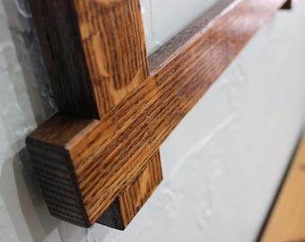 Craftsman / Mission Style Frames - Quarter Sawn Oak