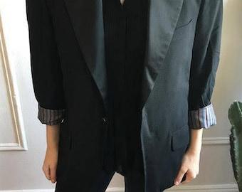 Vintage tuxedo jacket
