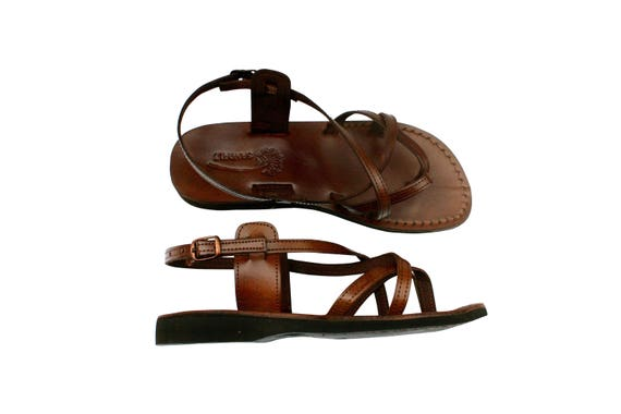 Vegan For Flip Mix Men Unisex Flop amp; VEGAN Jesus Handmade Women Sandals Sandals Sandals Sandals Vegan Genuine Flats Sandals E1Tnzq