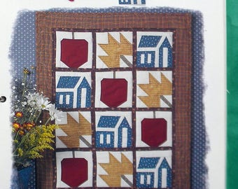 Creative Scrap Quilting Patterns Binder 32 Projects 1999 House Of White Birches