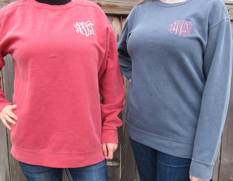 crew co texas purple colors comfort op crewneck sweatshirt comforter university collection