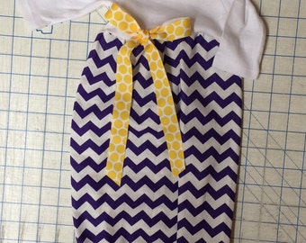 Gown, Infant Gown, Baby Gown, Baby Girls' Gown
