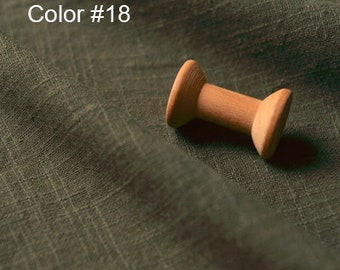 Soft Linen Cotton Gauze Fabric HALF METRE MJ1765
