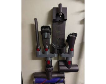 EXCLUSIVE UPGRADES Dyson V7 V8 V10 accessory holders for 5 accessories. no other seller has these improvements! Not even amazon!!