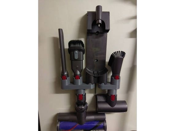 Upgraded Dyson V8 Accessory Holders For 5 Accessories