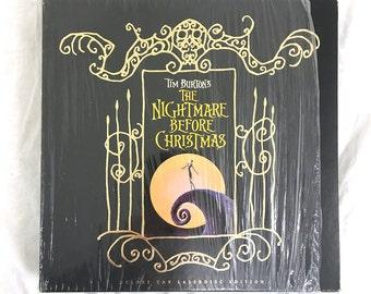 Tim Burton's Nightmare Before Christmas Laserdisc Box Set