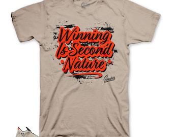 Jordan 14 Desert Sand Second Nature Tee Shirt