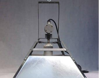 Industrial design vintage industrial lamp, factory lighting, pendant light, industrial lighting