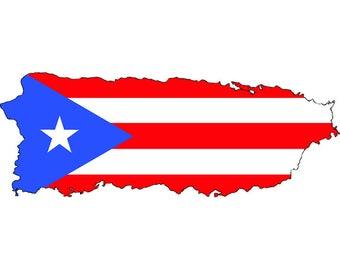 puerto rican clipart etsy rh etsy com puerto rico map clip art puerto rico clip art