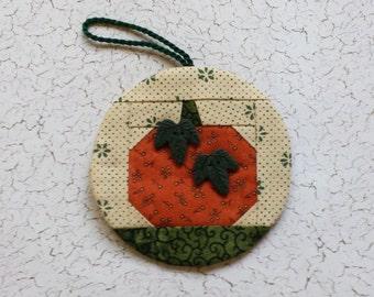 Pumpkin Ornament (TGorn06)