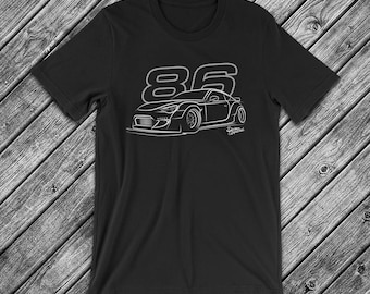Toyota/Scion FRS FT86 GT86 t-Shirt