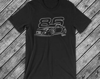 FRS FT86 GT86 t-Shirt