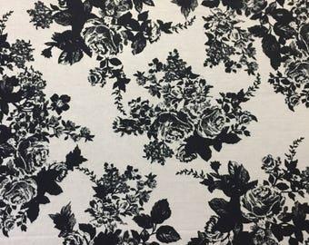 Soft Stone Rose - Rayon Spandex Jersey Knit