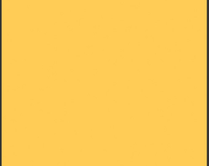 Half Yard Banana Cream- Pure Elements Solid Cotton Quilt Fabric - from Art Gallery Fabrics - PE-435 (w489)