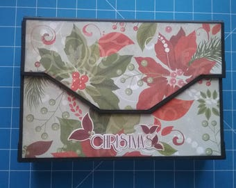 Cards and Envelope Box PDF Tutorial