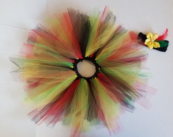 Infant tutu & matching headband