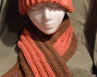 Hat & Scarf Combinations