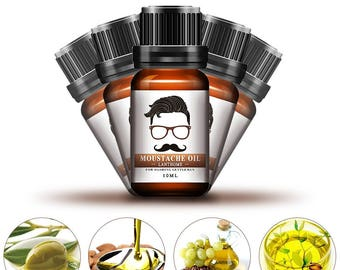 ORGANIC beard oil - mustache oil