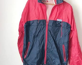Vintage Brooks rain jacket-90's J3